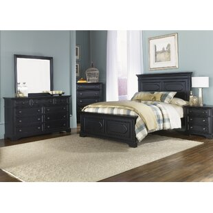 Linda Panel Configurable Bedroom Set by Darby Home Co