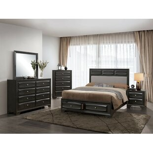 Jordin Panel Configurable Bedroom Set