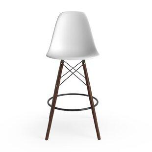 set of 2 counter height stools wayfair