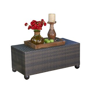 Atlantic Woven Coffee Table