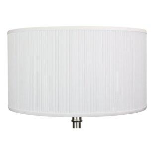 20 Linen Drum Lamp Shade