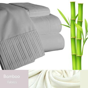 Rosamund Wrinkle Free Rayon From Bamboo Sheet Set by Alcott Hill Coupon
