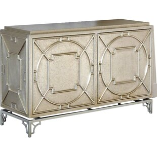 Arabesque 2 Door Accent Cabinet by Global Views