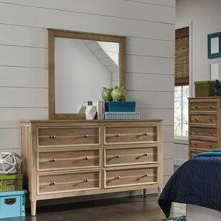 Mirror Dressers You\'ll Love | Wayfair