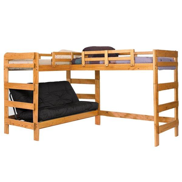 L Shaped Loft Bed Wayfair