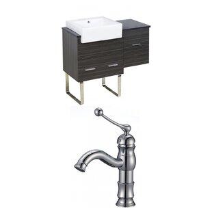 Xena Farmhouse 38 Single Bathroom Vanity Set by American Imaginations