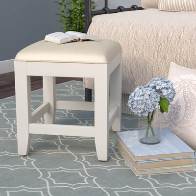 Clear Amp White Vanity Stools You Ll Love In 2019 Wayfair