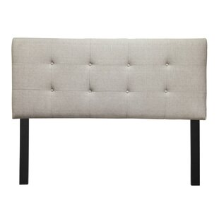 Ali Eastern King Upholstered Panel Headboard by