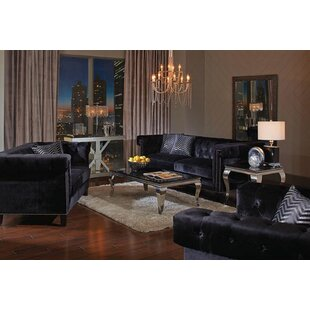 Price Check Reinaldo 6 Piece Living Room Set by Everly Quinn Reviews (2019) & Buyer's Guide