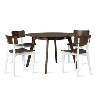 Henley 5 Piece Dining Set Novogratz