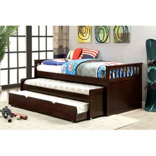 Bayhills Nesting Daybed with Trundle by Harriet Bee