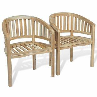 Elmira Garden Chair (Set Of 2) By Bay Isle Home