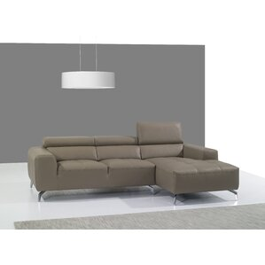 Alden Reclining Sectional by Orren Ellis