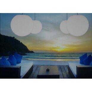 Garber Sky Corded Ceiling 1-Light LED Outdoor Pendant
