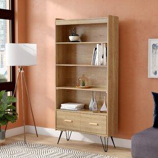 Jamaica Avenue Standard Bookcase by Brayden Studio