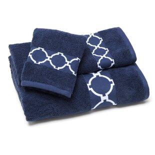 Hampton Links 100% Cotton Bath Towel