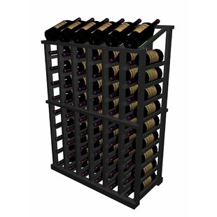 Designer Series 66 Bottle Floor Wine Rack..
