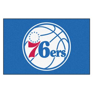 NBA - Philadelphia 76ers Doormat