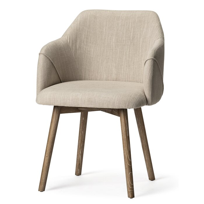 Pleasant Blakeley Upholstered Dining Chair Machost Co Dining Chair Design Ideas Machostcouk