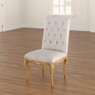 Bernadine Upholstered Dining Chair (Set of 2)