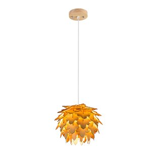 Orren Ellis Kyla 1-Light Novelty Pendant