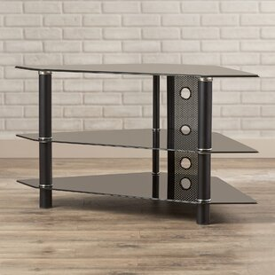 Pinson Corner TV Stand for TVs up to 48