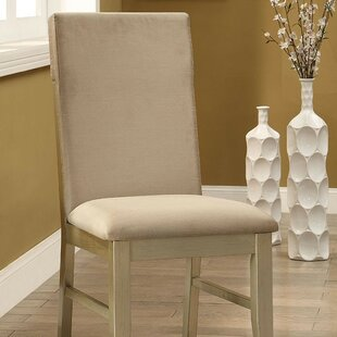 Monty Upholstered Dining Chair (Set of 2) by Darby Home Co