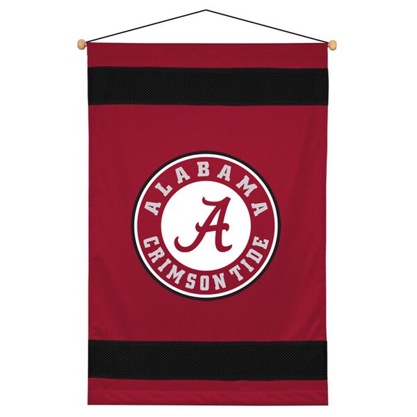Northwest NCAA Alabama Crimson Tide Anthem Twin//Full bedding COMFORTER ONLY