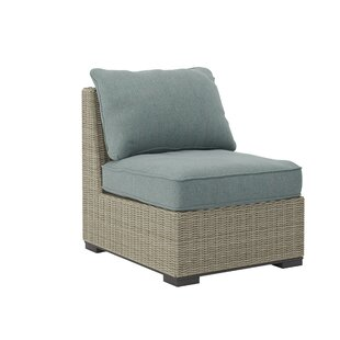 Rosecliff Heights Dyess Patio Chair with ..