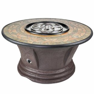 Tretco Havana II Resin Propane Fire Pit Table