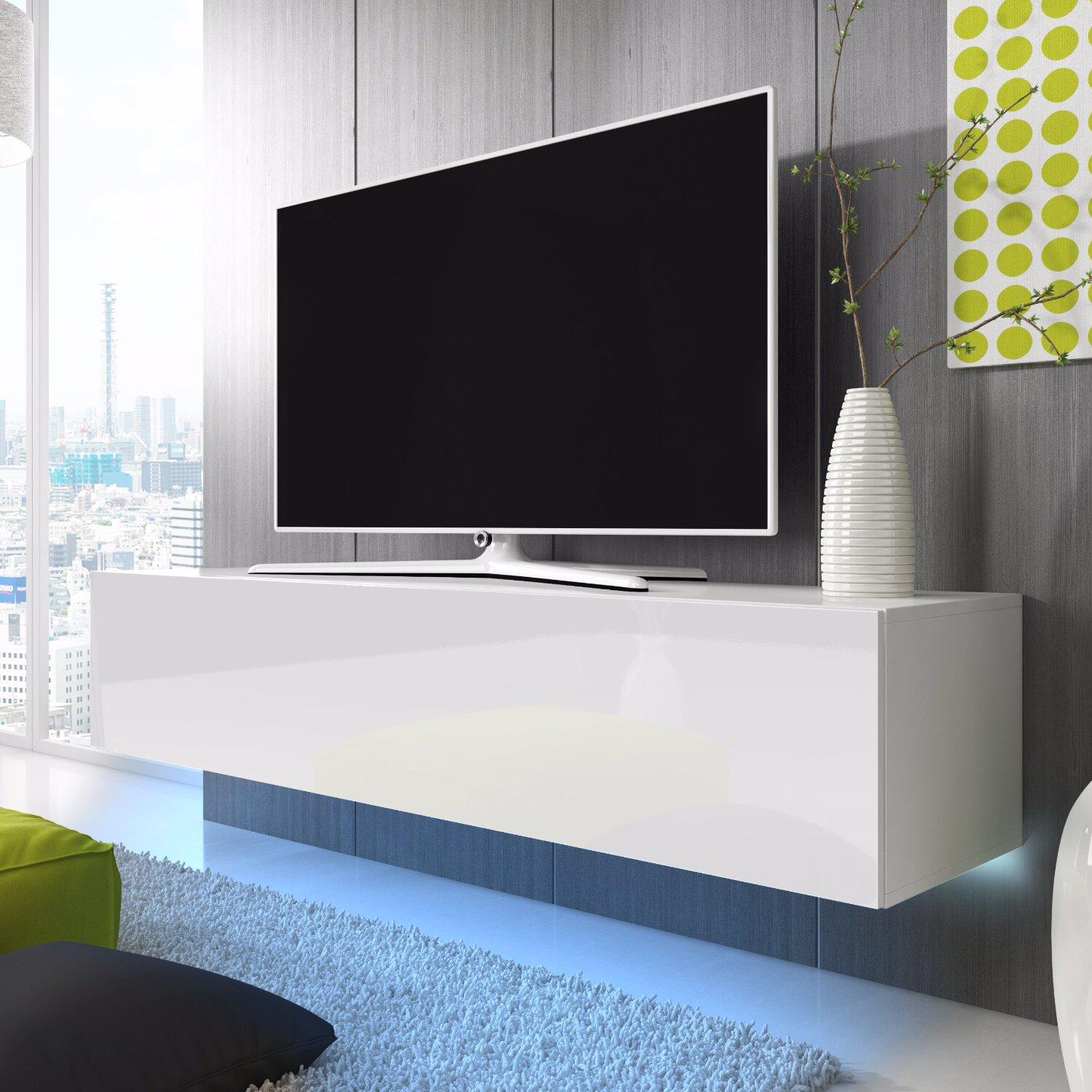 Selsey Living TV-Lowboard Lana & Bewertungen | Wayfair.de