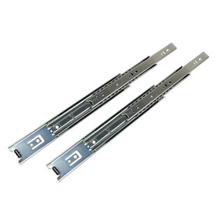 Ball Bearing Bottom Side Mount Drawer Slide (Set of 2)