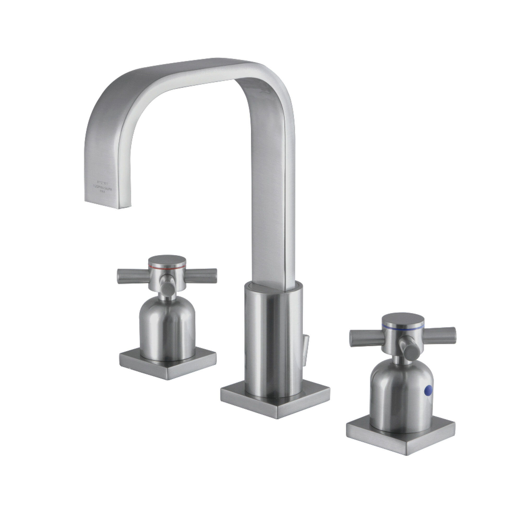 Kingston Brass Concord Widespread Bathroom Faucet With Drain Assembly Perigold