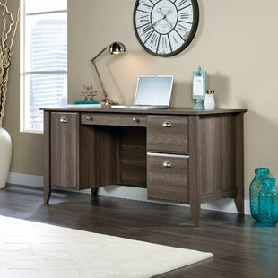 Online Reviews Revere Executive Desk by Andover Mills