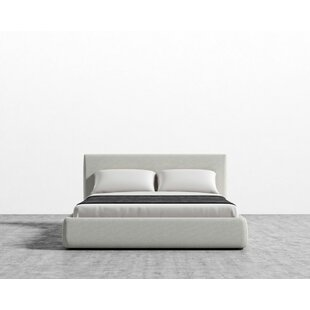 Edwin Upholstered Platform Bed
