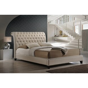 Everly Quinn Lymingt Upholstered Platform Bed