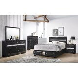 Hillyard Platform Configurable Bedroom Set by House of Hampton