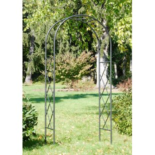 ACHLA Lattice Iron Arbor