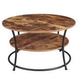 Rolanda Coffee Table with Storage by Millwood Pines