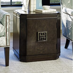 Brentwood End Table with Storage