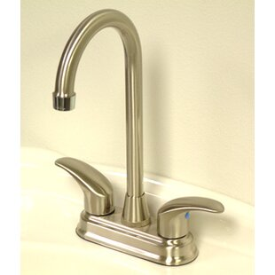 Kingston Brass Legacy Double Handle Kitchen Faucet