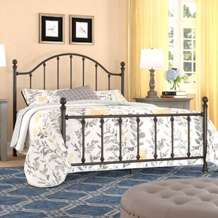 Scheele Queen Panel Headboard And Footboard by Three Posts