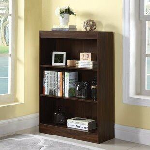 Holdsworth Transitional Wooden Standard Bookcase