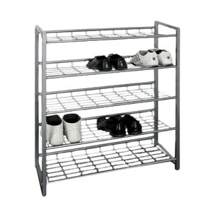 20 Pair Shoe Rack By House Additions