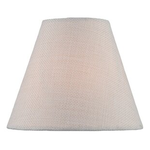 Best Price 6 Solid Fabric Empire Lamp Shade By Gracie Oaks