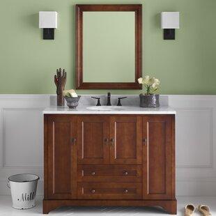 Traditions Milano 50 Single Bathroom Vanity Set by Ronbow