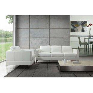 Everly Quinn Kathrin Configurable Living Room Set