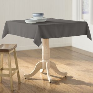 Awesome Wayfair Basics Poplin Square Tablecloth