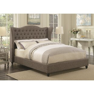 Darby Home Co Pipers Upholstered Panel Bed