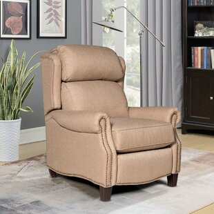 Benelva Manual Recliner by Darby Home Co Wonderful